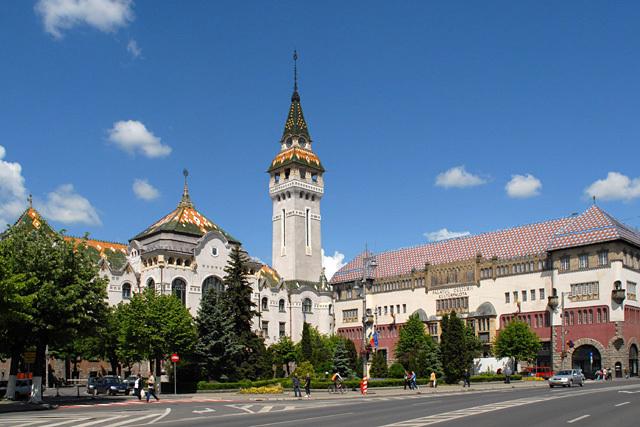 Marosvásárhely volt a Magyar Autonóm Tartomány központja
