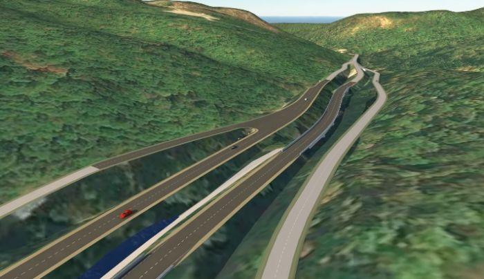 Magyar cégek érdeklődnek a Tarcal-hegyi korridor kiépítése iránt