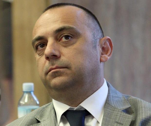 Đorđe Milićević, a tartományi kormány alelnöke