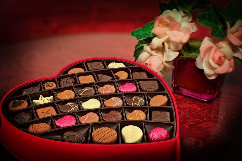 Az egyik legnagyobb üzlet a Valentin-nap