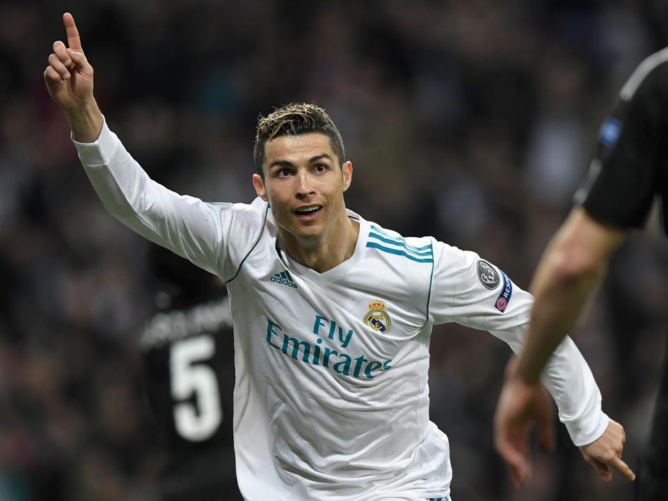 LABDARÚGÁS BL : A Real Madrid nyerte a slágermeccset
