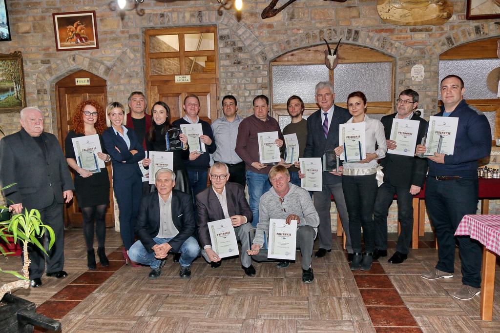 Magyarkanizsa: Kiosztották a Turisztikai Tiszavirág-díjakat