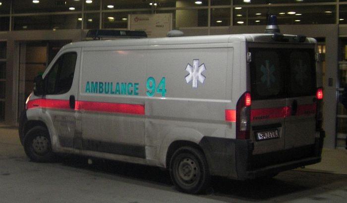 Törökbecse: Autó ütközött kombival, az egyik sofőr meghalt