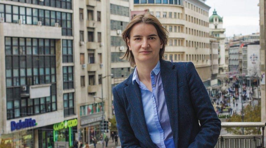 Vállvetve Angela Merkellel: Ana Brnabić a világ női vezetői között