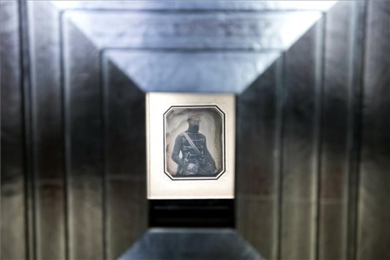 Március 15.: Magyar nemzetőrről készült dagerrotípiát állít ki a Nemzeti Múzeum