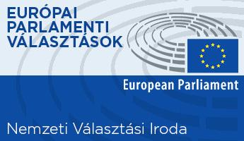 EURÓPAI PARLAMENTI VÁLASZTÁSOK: Nemzeti Választási Iroda