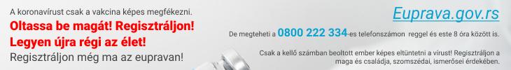 Oltassa be magát! eUprava - reklám banner